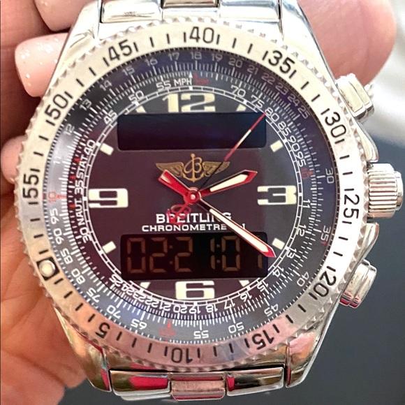Breitling Other - 2007 Breitling Chronomat B-1 Watch